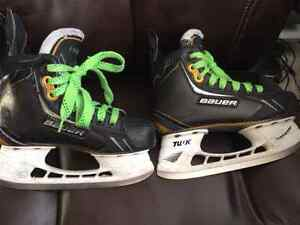 Bauer Supreme One.9 Junior Skates Size 1