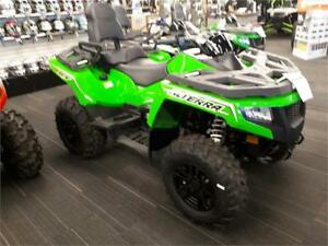 2017 ARCTIC CAT 700 XT TRV