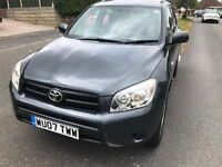 Toyota RAV4 XT3 2.0l 2007 MOT May 2018