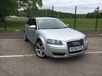 AUDI A3 1.6 SPECIAL EDITION 5 DOOR *S-LINE ALLOYS, LOW MILES, CLEAN CAR*