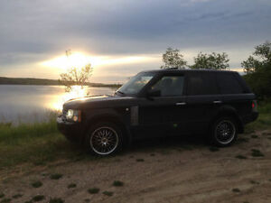 SUPERCHARGED RANGE ROVER NOW ONLY $16500 O.B.O. Moose Jaw Regina Area image 3