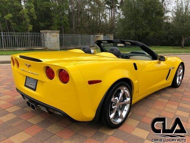 Image 16 Coche Americano usado Chevrolet Corvette 2010