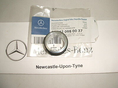 Genuine Mercedes-Benz OM642 Engine Inlet Manifold Pipe A6420980037 NEW