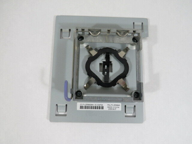 IBM 25R8843 Retention Base Plate W/2578872 Retainer Clip USED