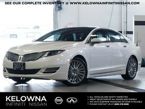 2013 Lincoln MKZ 3.7 AWD Reserve Equipment Package
