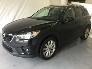 Mazda CX-5 GT AWD Cuir Toit Ouvrant Bose MAGS 2014