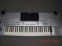 yamaha tyros some key is missing seling as spare and repair