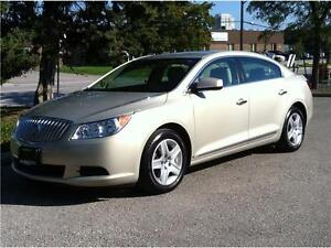 2010 BUICK LACROSSE CX - 1 OWNER|BLUETOOTH|ALL SERVICE RECORDS