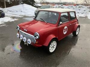 1979 Mini Austin mini Cooper, Safety for Qc or On is included