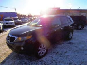 2011 Kia Sorento LX 4 Cyl Spacious SUV Easy Finance Available