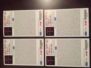 Toronto FC Soccer Tickets x 4 Wed Sept 20 at 7:30 vs Montreal