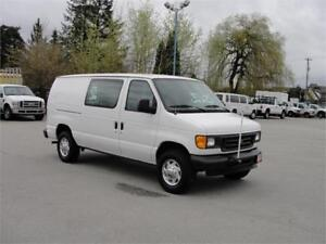 2003 FORD E-250 XL CARGO VAN V6 *LOW LOW KM*
