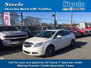 2016 Buick VERANO CX Sport Sunroof & Alloys !!!