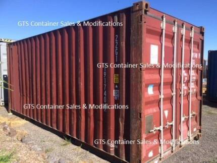 Used Shipping Container for sale delivered to Ballarat area