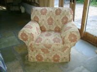 A big comfy Armchair to relax in.