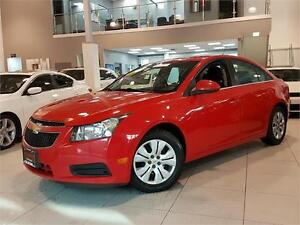 2014 Chevrolet Cruze LT-AUTOMATIC-BLUETOOTH-ONLY 54KM