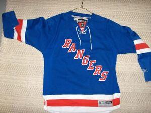 New York Rangers Size Large Jerseys