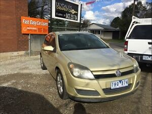 2005 Holden Astra AH CDX 4 Speed Automatic Wagon Lilydale Yarra Ranges Preview