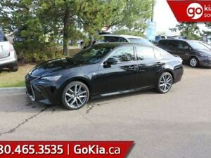 2016 Lexus GS 350 F-SPORT - LOADED!!! AWD - RARE! WOW!