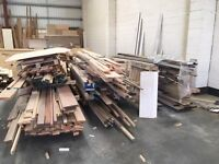 Timber/Sheet Materials Offcuts Clearance - Hardwood/Softwood/Plywood/MDF
