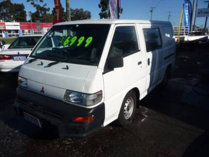 MITSUBISHI CHEAP CHEAP EXPRESS VAN Maddington Gosnells Area Preview