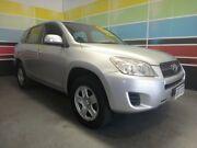 2010 Toyota RAV4 ACA33R 08 Upgrade CV (4x4) Silver 5 Speed Manual Wagon Wangara Wanneroo Area Preview