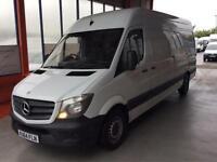 2014 Mercedes-Benz Sprinter 2.1TD 313CDI LWB ***BUY FOR ONLY £72 PER WEEK***