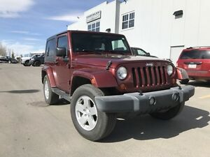 2007 Jeep Wrangler Sahara - Great condition, OFFERS WELCOME!