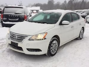2014 Nissan Sentra LOADED WITH KEYLESS ENTRY! CRUISE! POWER EVER