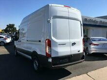 2015 Ford Transit VO 350L LWB Mid Roof White 6 Speed Manual Van Young Young Area Preview