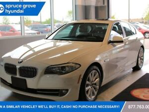 2013 BMW 5 Series PRICE COMES WITH A $250 GAS CARD- 528i xDRIVE