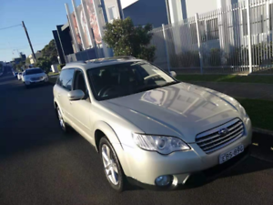 2009 Subaru Outback 2.5I Premium,Leather roof,Well maintained Wollongong Wollongong Area Preview