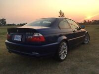 2001 BMW 325ci coupe new inspection