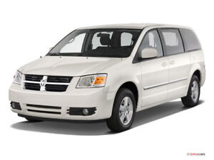 Wanted: Dodge Grand Caravan Minivan