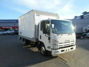 2013 Isuzu NNR White Arncliffe Rockdale Area Preview