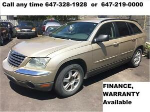 2006 Chrysler Pacifica Touring Automatic 7-Seat FINANCE WARRANTY