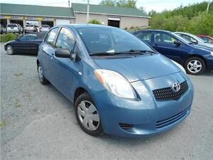TOYOTA 2006 YARIS HATCHBACK WITH LOW MILEAGE !!!!WITH A/C!