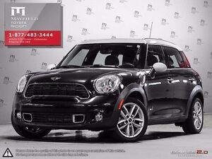 2012 Mini Cooper S Countryman Mini Cooper S Countryman All-wheel