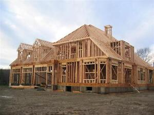 House Framing From Start To Finish *No Job too small or too big*