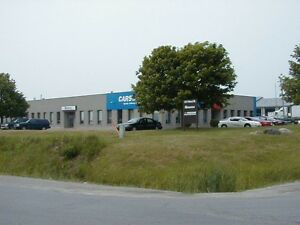 Industrial Space for Rent Cobourg / Port Hope