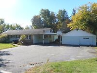 Only $169,900! 2000 sq. ft. Double lot, garage!