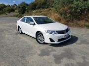 2015 Toyota Camry ASV50R Altise White 6 Speed Sports Automatic Sedan South Burnie Burnie Area Preview