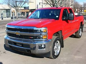 2015 Chevrolet Silverado 2500HD LTZ DURAMAX LOADED FINANCE AVAIL