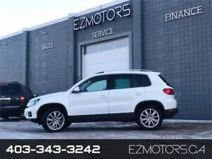 2013 Volkswagen Tiguan Highline|No accidents|$191 bwk