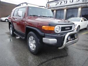 2008 Toyota FJ Cruiser OFF ROAD 4X4, MUST SEE