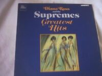 Vinyl LP Diana Ross And The Supremes Greatest Hits Tamla Motown STML 11063