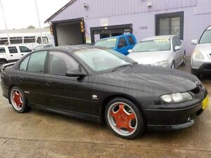 2000 Holden Commodore VX SS Black 4 Speed Automatic Sedan North St Marys Penrith Area Preview
