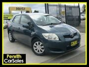 2008 Toyota Corolla ZRE152R Ascent 4 Speed Automatic Hatchback Penrith Penrith Area Preview