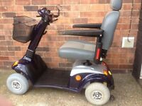 Days strider mk4 mobility scooter 8 mph