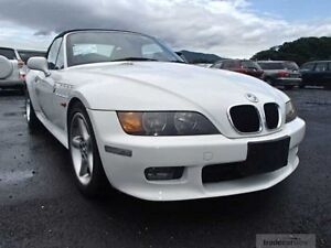 2000 BMW Z3 Roadster Convertible Top down weather is here